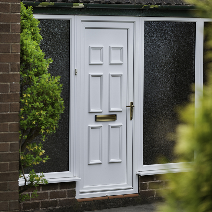 uPVC Doors & uPVC Doors in North Wales u0026 Cheshire | Trade Frames