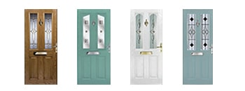 Composite Door Style Options