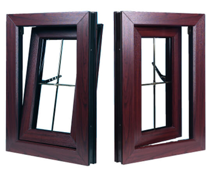 Trade Frames tilti and turn windows