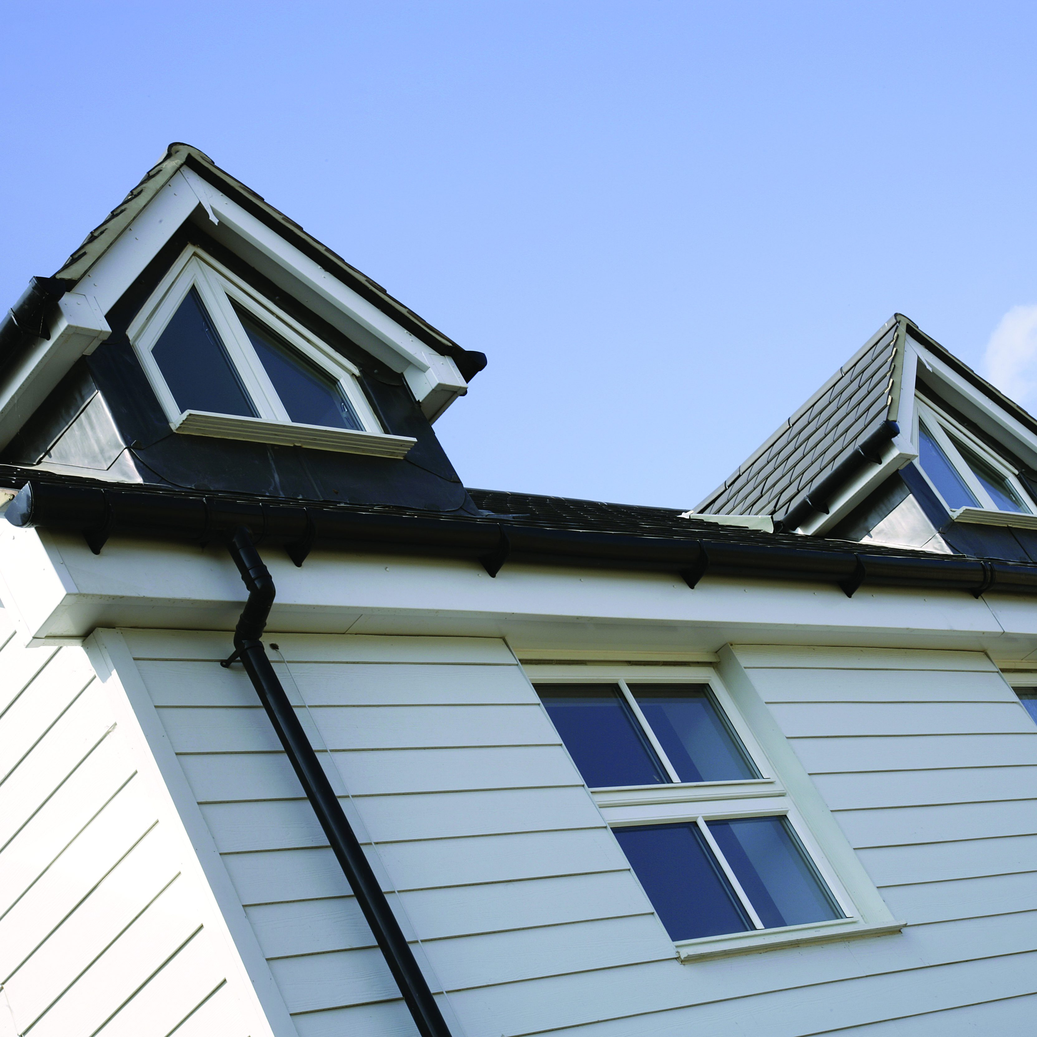 Eurocell roofline from Trade Frames